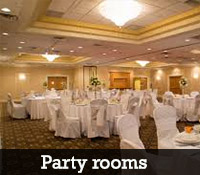 Party rooms